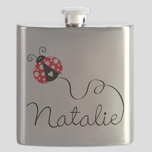 Ladybug Natalie Flask