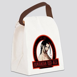 Beer_label_Vampire_noback Canvas Lunch Bag