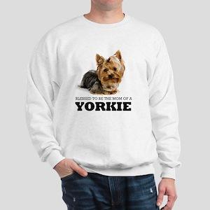 blessedyorkiemom Sweatshirt
