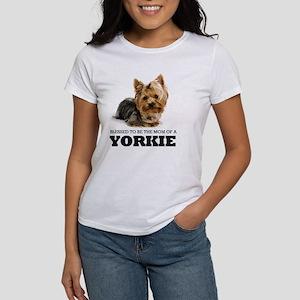 blessedyorkiemom Women's T-Shirt