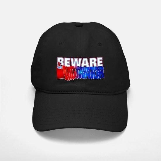 Motivator_dark_crop Baseball Hat