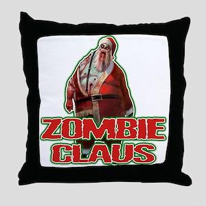 Santa FACE Throw Pillow