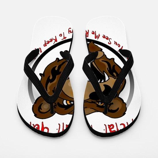 TRAIL GUIDE2 Flip Flops