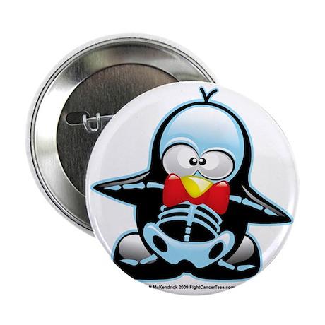 "X-Ray-Penguin 2.25"" Button"