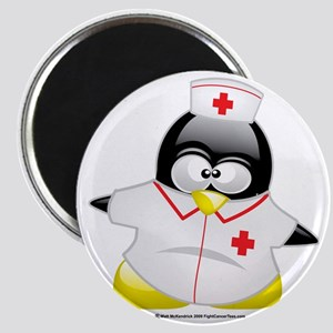 Nurse-Penguin Magnet