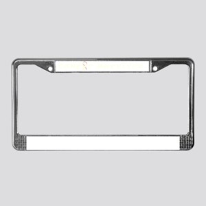 Cancer Survivor Designer License Plate Frame