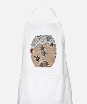 2-Race To The Sea oval copy Apron