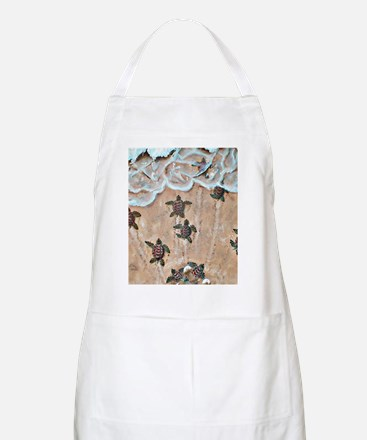 Race To The Sea short Apron