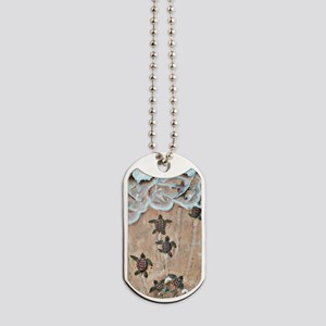 Race To The Sea short Dog Tags