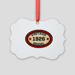 vintage-model-1926 Picture Ornament