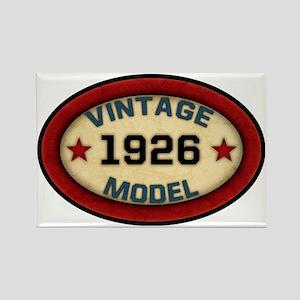 vintage-model-1926 Rectangle Magnet