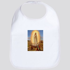 Virgin Mary - Fatima Bib