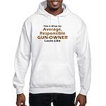 Gun-Owner Hooded Sweatshirt