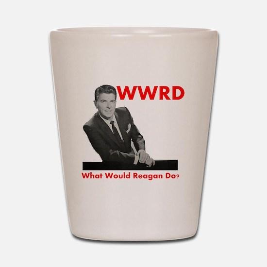 wwrd Shot Glass