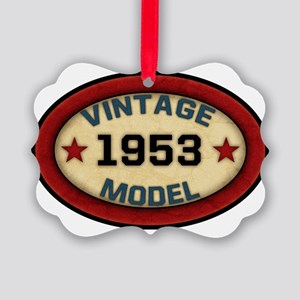 vintage-model-1953 Picture Ornament