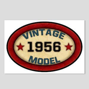vintage-model-1956 Postcards (Package of 8)