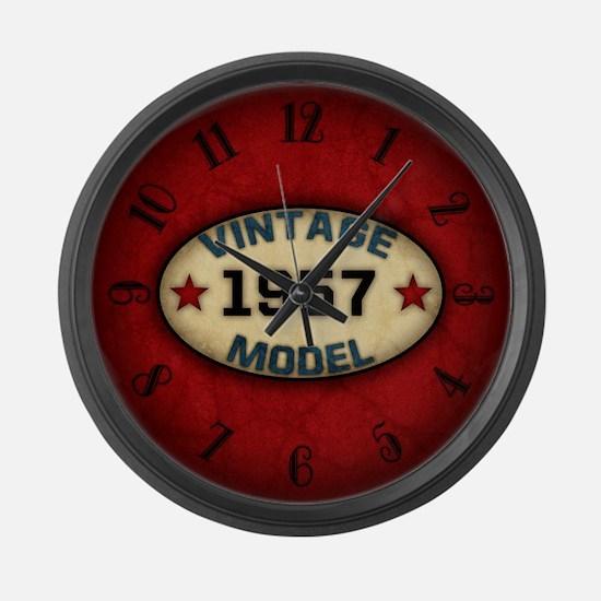 vintage-model-1957_b_clock Large Wall Clock