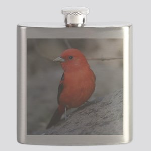 Tanager Flask