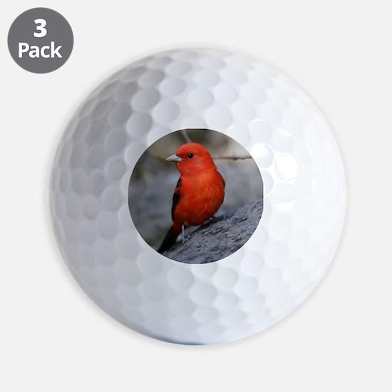 Tanager Golf Ball