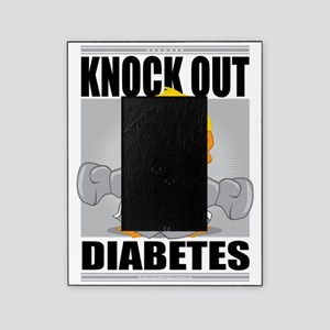 Knock-Out-Diabetes Picture Frame