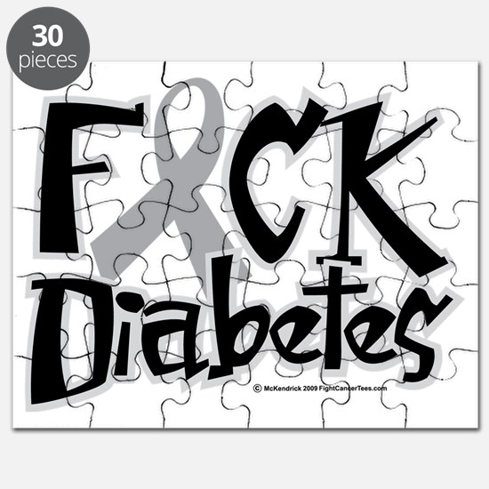 Fuck-Diabetes Puzzle