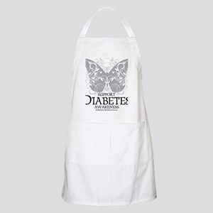 Diabetes-Butterfly Apron