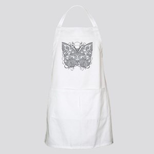 Diabetes-Butterfly-blk Apron