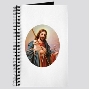 Jesus - Shepherd with Lamb Journal