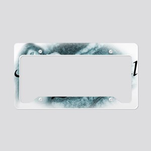mitochondrial-lilith_light License Plate Holder