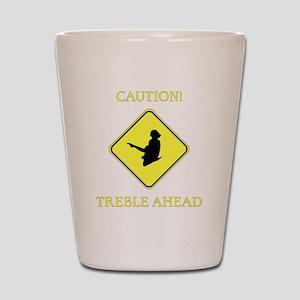 Irish Dance Caution Shot Glass