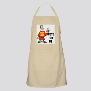 VOTE FOR US BBQ Apron