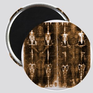 Shroud of Turin - Full Length Negative Sepi Magnet