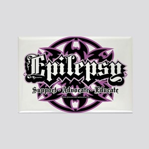Epilepsy-Tribal Rectangle Magnet