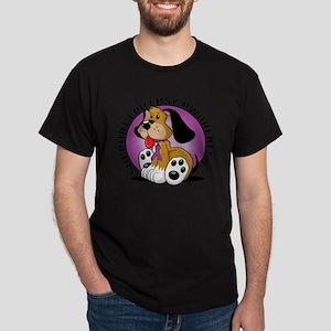 Epilepsy-Dog Dark T-Shirt