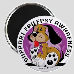 Epilepsy-Dog Magnet