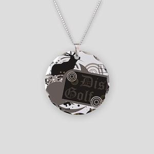 DG7a Necklace Circle Charm