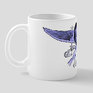 MA insignia Negative Mug
