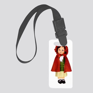 front16a Small Luggage Tag