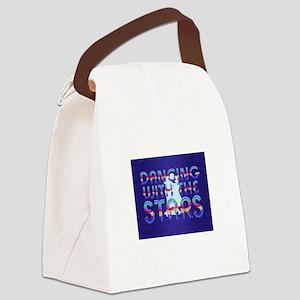dancingwstarsb1 Canvas Lunch Bag