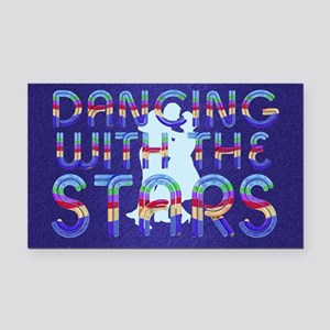 dancingwstarsb1 Rectangle Car Magnet