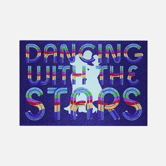 dancingwstarsb1 Rectangle Magnet