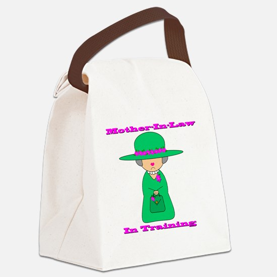 motherinlaw Canvas Lunch Bag