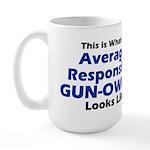 Gun-Owner Large Mug