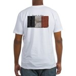 Fitted T-Shirt -- Remember the Alamo.