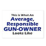 Gun-Owner Postcards (Package of 8)