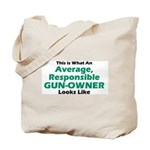 Gun-Owner Tote Bag