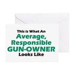 Gun-Owner Greeting Cards (Pk of 10)