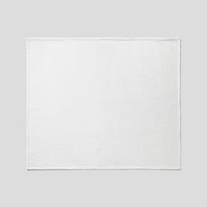 MagnoliaGuitar_10x10_apparel_white Throw Blanket