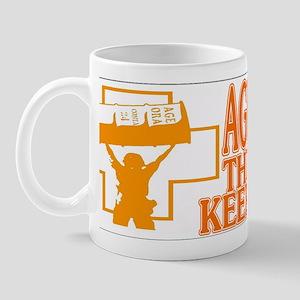 AGENT ORANGE STICKER Mug
