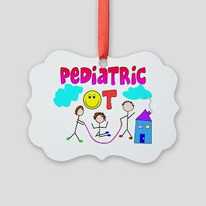 Pediatric OT Picture Ornament